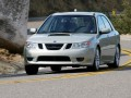 Technische Daten von Fahrzeugen und Kraftstoffverbrauch Saab 9-2X