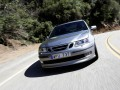 Technical specifications of the car and fuel economy of Saab 9-3
