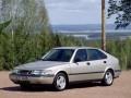 Technische Daten von Fahrzeugen und Kraftstoffverbrauch Saab 900