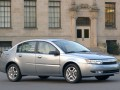 Technical specifications of the car and fuel economy of Saturn ION