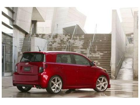 Technical specifications and characteristics for【Scion xD I】