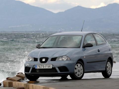 Caractéristiques techniques de Seat Ibiza III