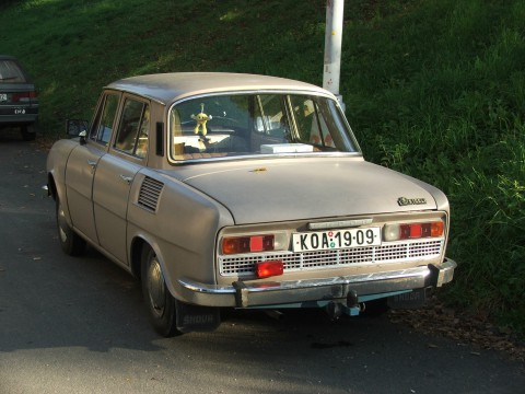 Technical specifications and characteristics for【Skoda 100】