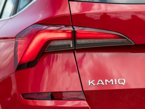 Technical specifications and characteristics for【Skoda Kamiq】