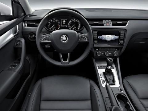 Specificații tehnice pentru Skoda Octavia III Liftback