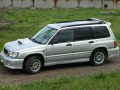 Technical specifications and characteristics for【Subaru Forester I (SF)】