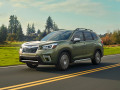 Technical specifications of the car and fuel economy of Subaru Forester
