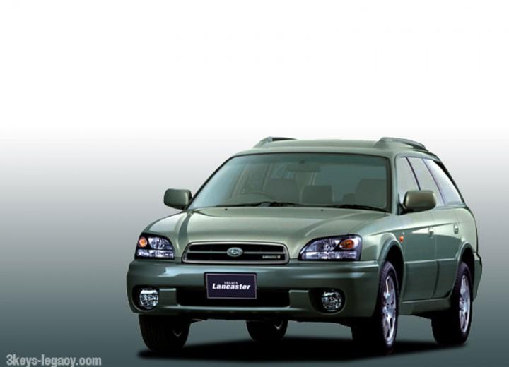 Subaru Legacy Legacy Iii Station Wagon  Sw   Be Bh   U2022 2 5