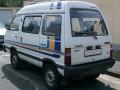 Technical specifications and characteristics for【Subaru Libero Bus (E10,E12)】