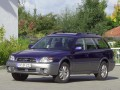 Subaru Outback Outback II (BE,BH) 2.5 i 4WD (156 Hp) full technical specifications and fuel consumption