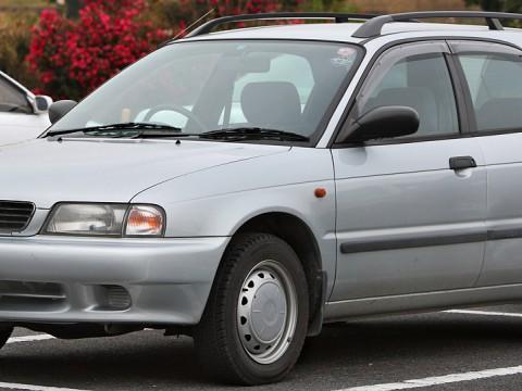 Caractéristiques techniques de Suzuki Cultus Wagon