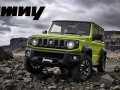 Technical specifications of the car and fuel economy of Suzuki Jimny