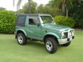 Technical specifications of the car and fuel economy of Suzuki Samurai