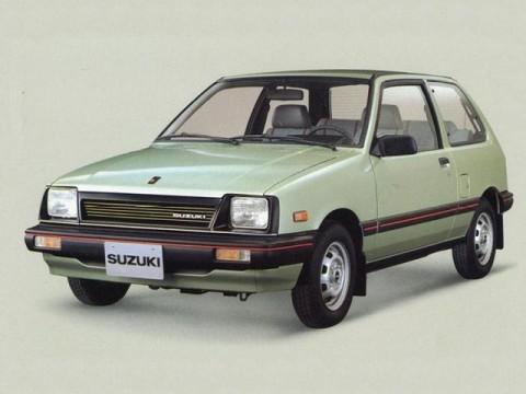 Caratteristiche tecniche di Suzuki Swift I (AA)