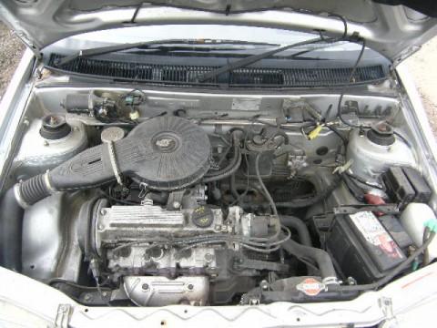 Especificaciones técnicas de Suzuki Swift III