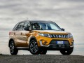 Technical specifications of the car and fuel economy of Suzuki Vitara