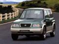 Caractéristiques techniques de Suzuki Vitara (ET,TA)