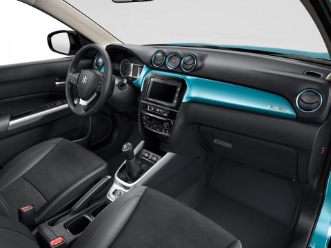 Especificaciones técnicas de Suzuki Vitara II