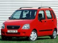 Technical specifications of the car and fuel economy of Suzuki Wagon R+