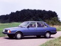 Technical specifications of the car and fuel economy of Talbot Solara