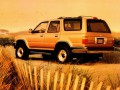 Toyota 4runner 4runner I-II 3.0 i V6 (5 dr) (143 Hp) full technical specifications and fuel consumption