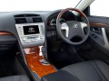 Especificaciones técnicas de Toyota Aurion