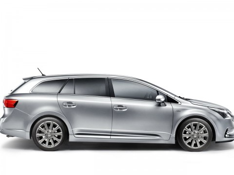 Technical specifications and characteristics for【Toyota Avensis Wagon III Restyling】