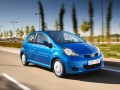 Technical specifications of the car and fuel economy of Toyota Aygo