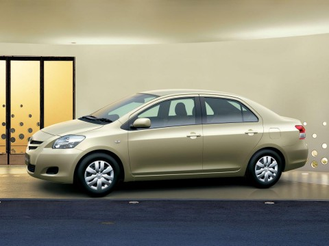 Technical specifications and characteristics for【Toyota Belta】