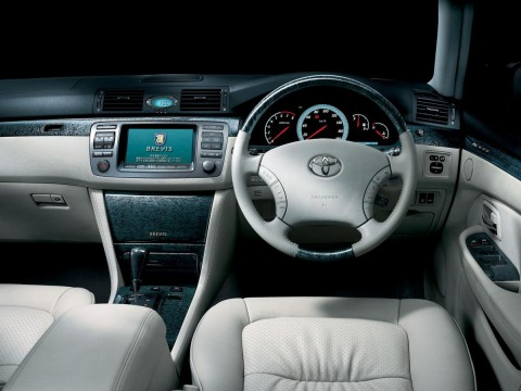 Technical specifications and characteristics for【Toyota Brevis】