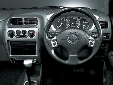 Technical specifications and characteristics for【Toyota Cami (J1)】