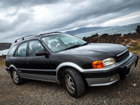 Τεχνικά χαρακτηριστικά για Toyota Carib