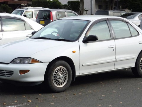 Technical specifications and characteristics for【Toyota Cavalier】