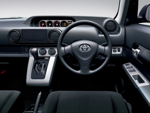 Technical specifications and characteristics for【Toyota Corolla Rumion】