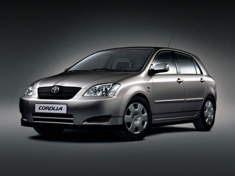 Technical specifications and characteristics for【Toyota Corolla Hatch (E12)】
