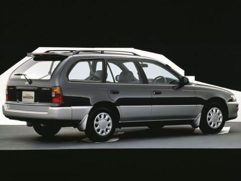 Технически характеристики за Toyota Corolla Wagon (E10)