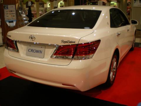 Especificaciones técnicas de Toyota Crown (S11)