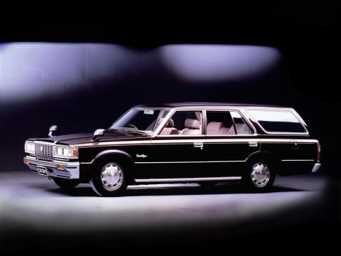 Technical specifications and characteristics for【Toyota Crown Wagon (S1)】