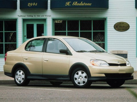 Technical specifications and characteristics for【Toyota Echo】