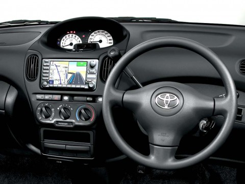 Technical specifications and characteristics for【Toyota Funcargo】