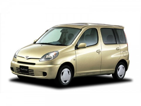 Τεχνικά χαρακτηριστικά για Toyota Funcargo