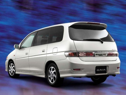 Technical specifications and characteristics for【Toyota Gaia (M10G)】