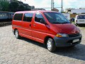 Technical specifications of the car and fuel economy of Toyota Grand Hiace