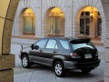 Technical specifications and characteristics for【Toyota Harrier】