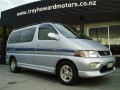 Technical specifications and characteristics for【Toyota Hiace Regius】
