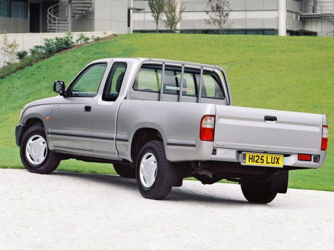 Technical specifications and characteristics for【Toyota Hilux Pick Up】