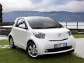 Technical specifications of the car and fuel economy of Toyota iQ