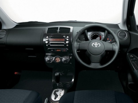 Technical specifications and characteristics for【Toyota Ist】