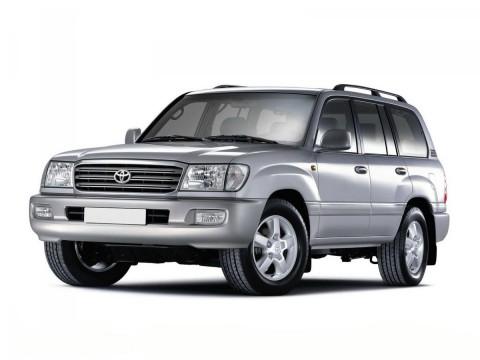 Caractéristiques techniques de Toyota Land Cruiser 100 J10