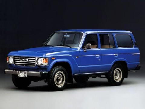 Caractéristiques techniques de Toyota Land Cruiser 100 J6